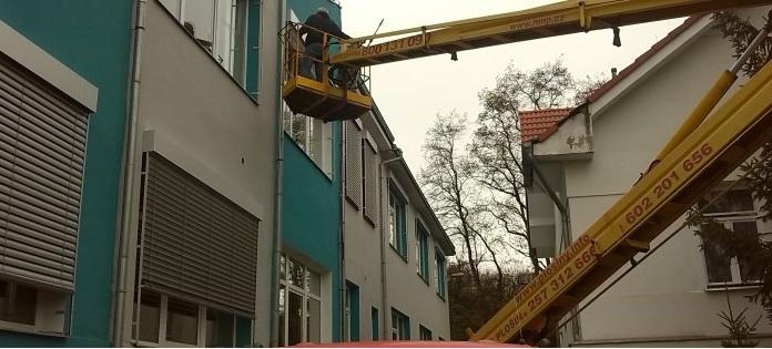 Höhenarbeiten Wien