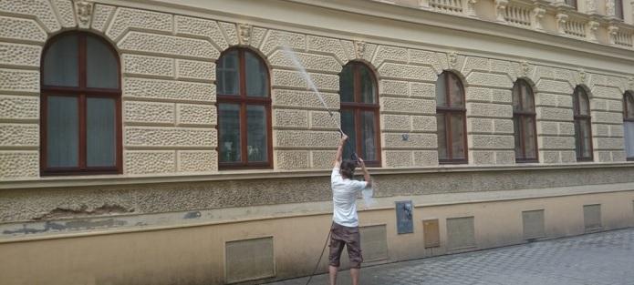Fassadenreinigung Wien