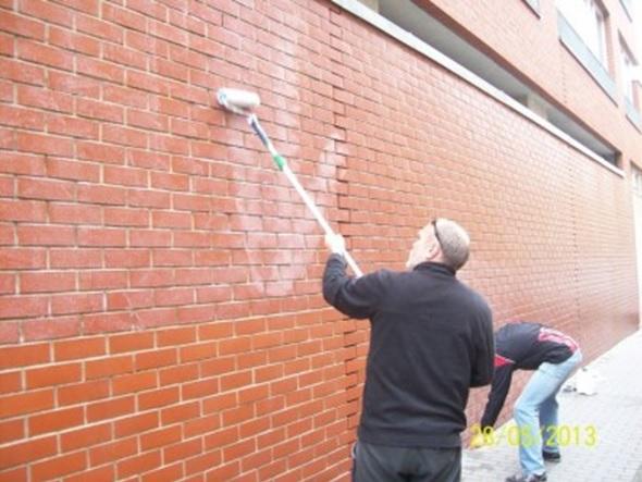 Antigraffiti-Schutz
