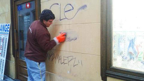 Graffitientfernung München