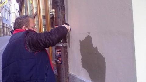 Fassadenreinigung. Eine verlässliche Beseitigung von Schimmeln, Algen und Moosen aus Ihrer Fassade