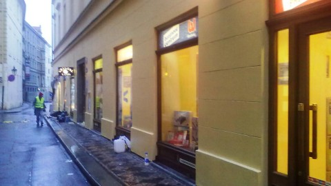 Anti-Graffiti-Schutz, Anti-Graffiti-Beschichtung Wien